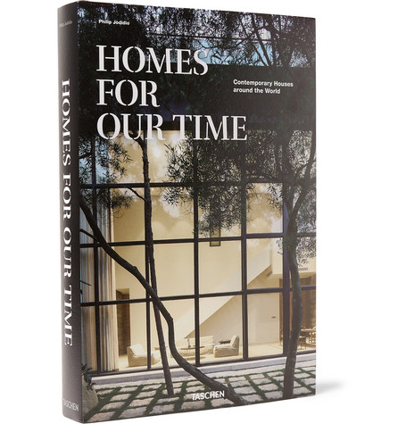 Taschen Homes For Our Time Hardcover Book