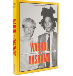 Taschen Warhol On Basquiat Hardcover Book