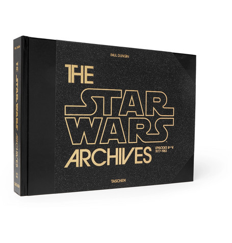 Taschen The Star Wars Archives: 1977-1983 Hardcover Book