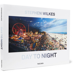 Taschen Stephen Wilkes: Day to Night Hardcover Book
