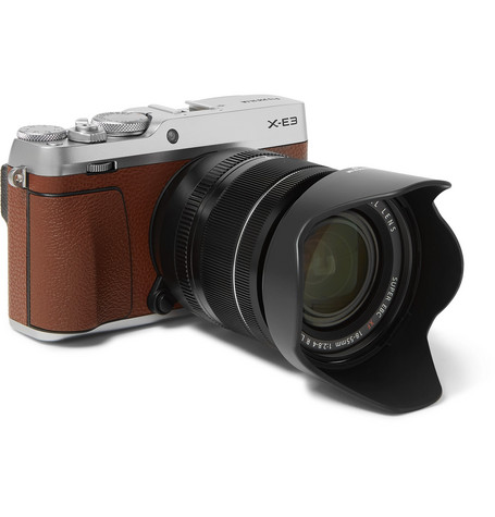 X E3 Compact Camera With 18 55mm Lens by Fujifilm