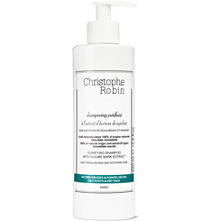 Christophe Robin - Purifying Shampoo, 400ml