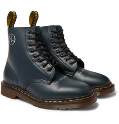Undercover - + Dr. Martens 1460 Printed Leather Boots