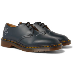 Undercover - + Dr. Martens 1461 Printed Leather Derby Shoes