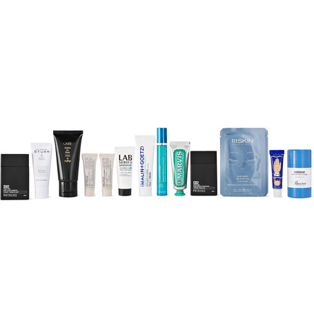 Advent grooming set for men