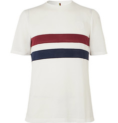 Iffley Road Cambrian Striped Drirelease Piqué T-Shirt