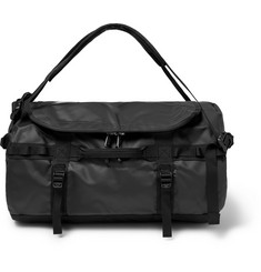 Base Camp Small Coated-canvas Duffle Bag - Black