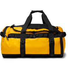 Base Camp Medium Coated-canvas Duffle Bag - Yellow