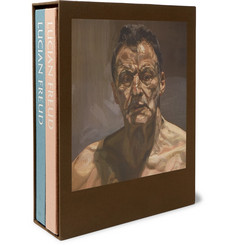 Phaidon - Lucien Freud Hardcover Book Set