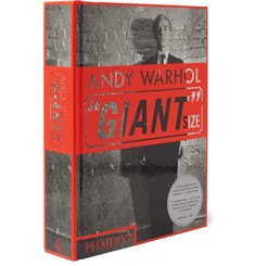 "Phaidon - Andy Warhol ""Giant"" Size, Mini Format Hardcover Book"