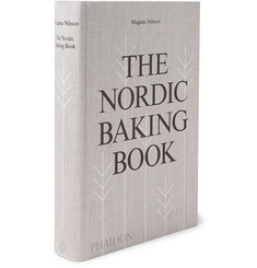 Phaidon - The Nordic Baking Book Hardcover Book