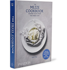 Phaidon - The Mezze Cookbook Hardcover Book