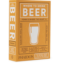 Phaidon - Where to Drink Beer Hardcover Book
