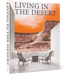Phaidon - Living In The Desert Hardcover Book
