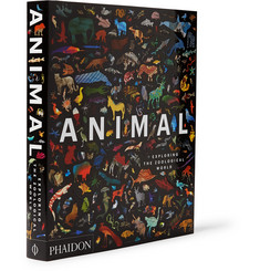 Phaidon Animal: Exploring the Zoological World Hardcover Book