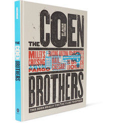 Abrams - The Coen Brothers: This Book Really Ties The Films Together Hardcover Book