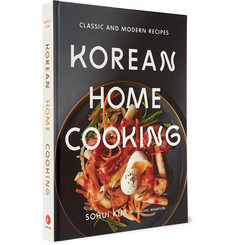 Abrams - Korean Home Cooking: Classic and Modern Recipes Hardcover Book