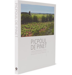 Abrams - Picpoul de Pinet: The White Mediterranean Vineyards of the Languedoc Hardcover Book
