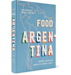 Abrams - The Food of Argentina Hardcover Book