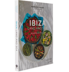 Abrams - Ibiza, Land and Sea: 100 Sun-Drenched Recipes Paperback Book