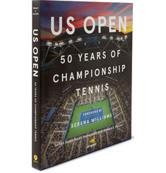 Abrams US Open: 50 Years of Championship Tennis Hardcover Book