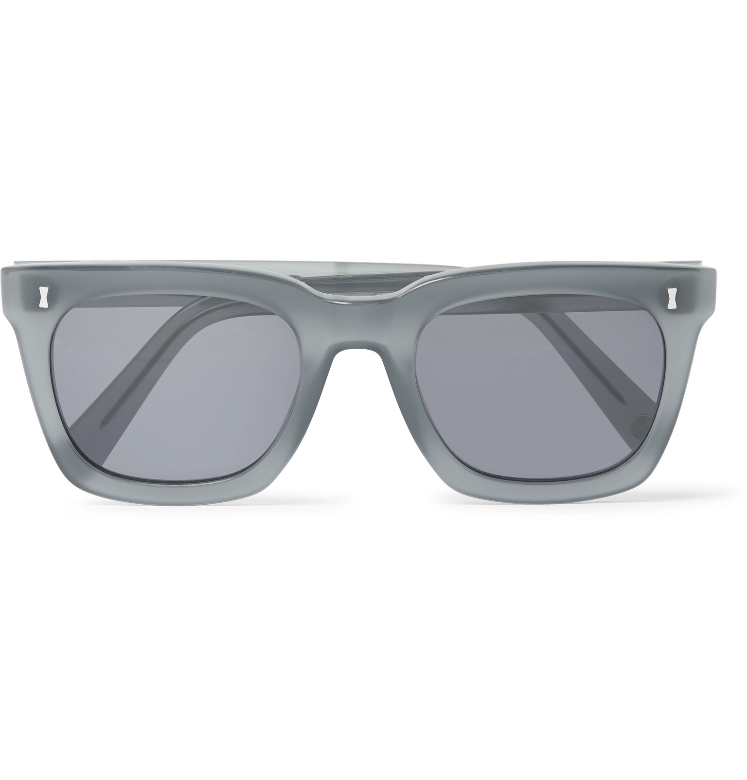 2405bfd7ac77 Cubitts - Judd Square-Frame Acetate Sunglasses