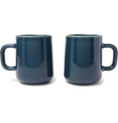 Toast Living H.A.N.D Set of Two Porcelain Mugs