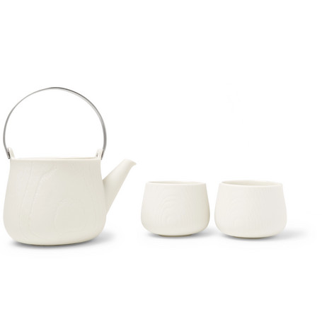 Toast Living MU Porcelain Tea Set
