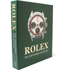 Assouline - Rolex: The Impossible Collection Hardcover Book