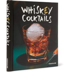 Assouline - Whiskey Cocktails Hardcover Book
