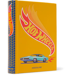 Assouline - Hot Wheels Hardcover Book