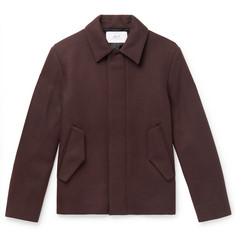 Mr P. - Wool-Blend Blouson Jacket