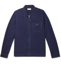 J.Crew Wallace & Barnes Cotton-Ripstop Shirt Jacket