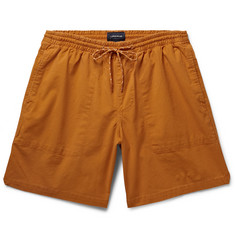 J.Crew Cotton-Blend Ripstop Drawstring Shorts