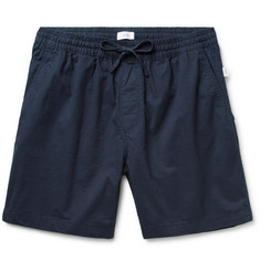 Onia Aiden Slim-Fit Cotton-Twill Drawstring Shorts