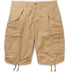 Beams Plus Oliver Cotton-Blend Ripstop Cargo Shorts