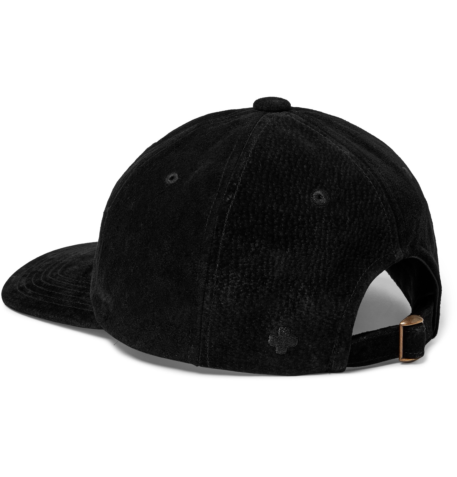 Beams Plus - Suede Baseball Cap d058620b2448