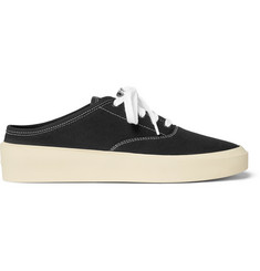 Fear of God 101 Canvas Backless Slip-On Sneakers