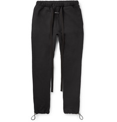Fear of God Tapered Loopback Cotton-Jersey Sweatpants