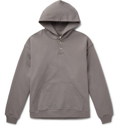 Fear of God - Oversized Loopback Cotton-Jersey Hoodie