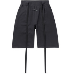 Fear of God Cotton-Terry Drawstring Shorts