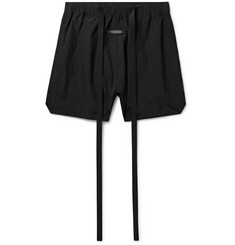 Fear of God Nylon Drawstring Shorts