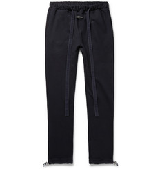 Fear of God Slim-Fit Loopback Cotton-Jersey Sweatpants