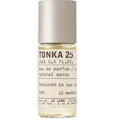 르 라보 통카 25 EDP 니치향수 핸드메이드 퍼퓸 15ml Le Labo Tonka 25 Eau De Parfum, 15ml