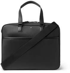 Montblanc - Textured-Leather Briefcase