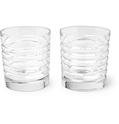 Ralph Lauren Home Metropolis Set of Two Whisky Glasses