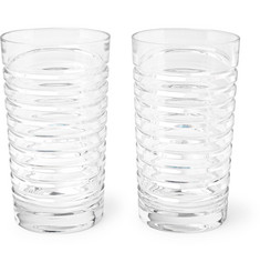 Ralph Lauren Home Metropolis Set of Two High Ball Glasses