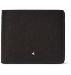 Montblanc Full-Grain Leather Billfold Wallet