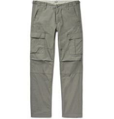 Carhartt WIP Aviation Slim-Fit Cotton-Poplin Cargo Trousers
