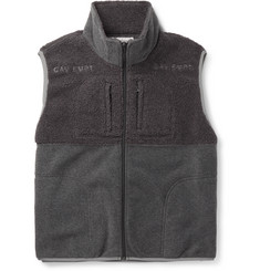 Cav Empt - Colour-Block Fleece Gilet